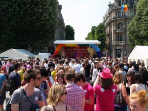 village gay pride 2011