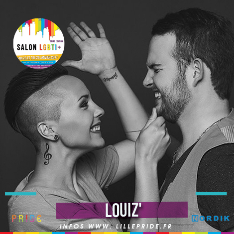 louiz salon lgbti lille 2017