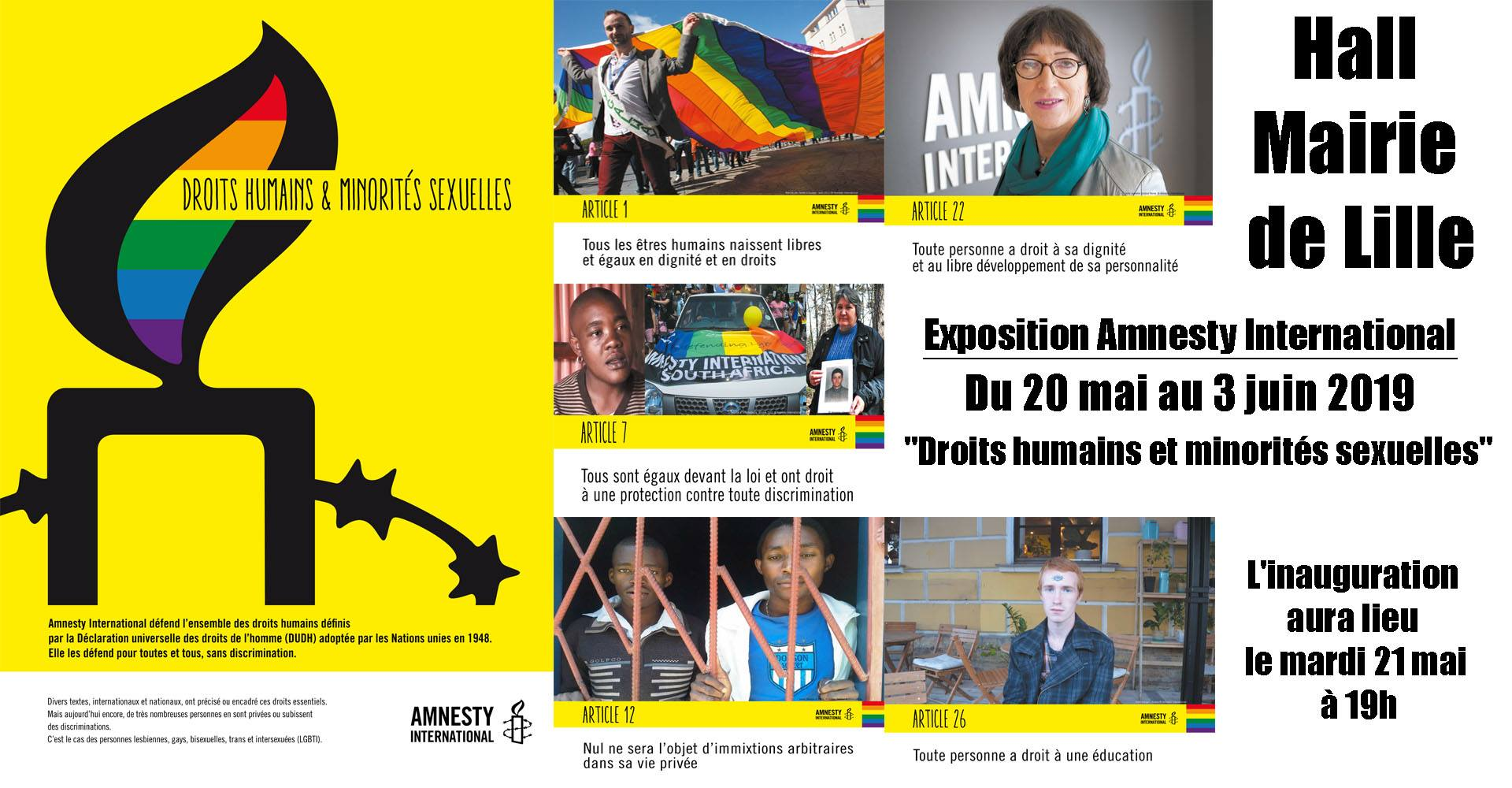 exposition amnesty international lille